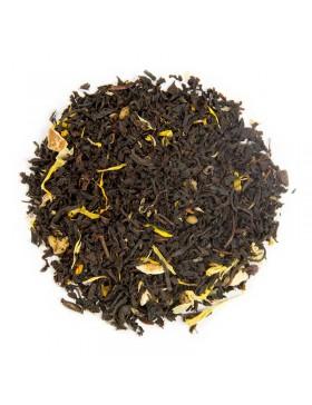 Thé noir Ananas Caramel BIO